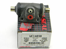 NEW CONI-SEAL WC14038 DRUM BRAKE WHEEL CYLINDER REAR 34038 116368 MADE IN USA