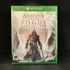 Assassin's Creed: Rogue Remastered (Xbox One) BRAND NEW / Region Free