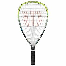 Wilson Jammer Power Holes Graphite Alloy Racketball Racket