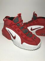Nike Air Max Penny 1 Rival Pack/Hardaway University Red Size 7Y. #315519-610