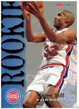 Skybox Rookie Grant Hill Original Basketball Trading Cards