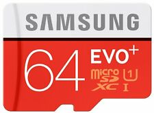 8/16/32/64/128 GB Samsung EVO plus Micro SD SDHC/SDXC Card CLASS 10 UHS-1 RD