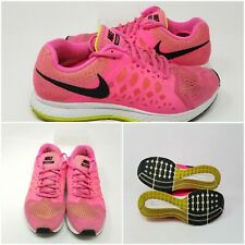 Nike Zoom Pegasus 31 Running Low Athletic Pink Shoes Sneakers Womens Size 8
