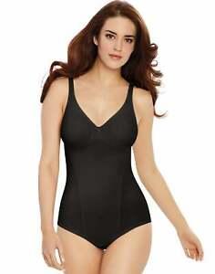 Bali Body Shaper Cool Comfort Built-in Underwire Bra Comfort-U Adjustable straps
