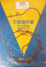 KAWASAKI KX125 KX 125 2003 - 2009 INFERIORE TERMINALE KIT GUARNIZIONI