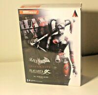 Play Arts Kai - No. 5 Harley Quinn (Batman, Arkham City; Square Enix) - NEW