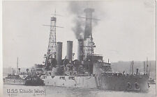 U.S.S.Rhode Island (BB-17),Battleship,Great White Fleet,Mexican Revolution,c'08