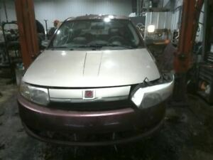 Grille Sedan Upper Solid Panel Fits 03-04 ION 93666