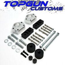 "3"" Front Leveling Lift Kit Diff Drop 4WD Silver For 1984-1995 Toyota IFS 4Runner"