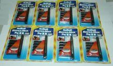 8 Supermax SII Razor fits Gillette Trac II 2 BLADES 40 Refills Cartridges Shaver