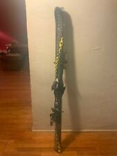 VOLKL SUPERSPORT SKIS SIZE 168 CM WITH MArker BINDINGS