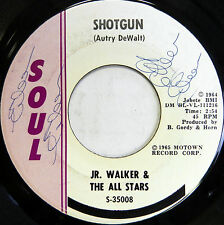 JR WALKER & THE ALL STARS 45 Shotgun / Hot Cha SOUL #A725