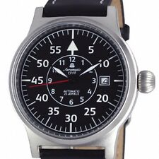 German Military Automatic Obersver watch DATE Aeromatic 1912 A1402