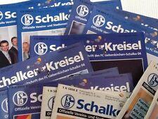 SCHALKER KREISEL ab 1990 *freie Auswahl* Schalke 04 neue Ergänzungen bis 17/18