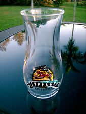 RED LOBSTER   TALL DRINKING GLASS  TYPHOON STYLE NICE REPLACEMENT LOBSTER MOTIF