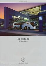 Prospekt Mercedes Tourismo Reisebus 8/04 (D) brochure bus coach
