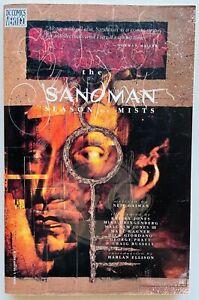 The SANDMAN Season Of Mists Paperback Neil Gaiman DC Comics Vertigo Ungraded