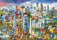 Educa 1500pce Symbols of North America Puzzle 17670