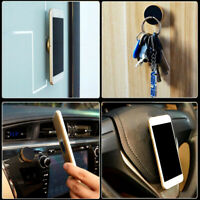 4* Metal Replacement Adhesive Plate Magnet Sticker For Phone GPS Car Holder Hot