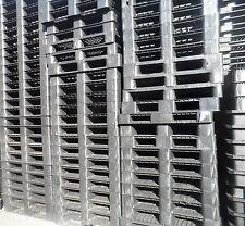 1100x1100 PLASTIC PALLETS - IDEAL TO BUILD LAMB / CALF PEN - SET OF 13 - USED
