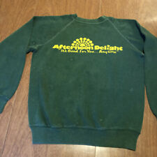 Vintage Sweatshirt 1970s Afternoon Delight Soft Small Sweatshirt Starland
