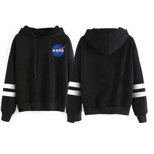 NASA Space Rocket Astronaut Jumper Pullover Sweater Sweatshirt Hoodie Unisex