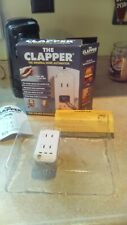 The Clapper The Original Home Automation Clap On, Clap Off