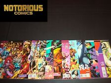 Royals 1-12 Complete Comic Lot Run Set Marvel Inhumans Ewing Collection