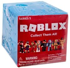 Roblox RED Series 3 Mystery Pack [Blue Cube]