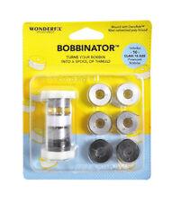 WonderFil Bobbinator Class 15 Grey Colorway