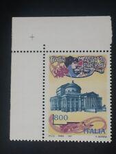 REPUBBLICA   FRANCOBOLLO ANGOLO DI FOGLIO  NUOVO MNH** .1997