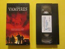Vampires John Carpenter James Woods Horror Haloween VHS