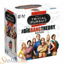 Trivial Pursuit Big Bang Theory Family Knowledge Quiz Board Game