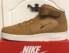 reputable site c15b5 eb7a5 NIKE AIR FORCE 1 Mid 07 LV8 Baskets Pour Homme Chaussures UK 17 EUR 52