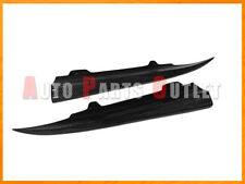 P Type Carbon Fiber Rear Splitter Lip For 2011-2013 M-BENZ E250 E350 E550 Sedan