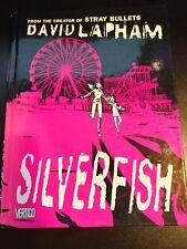 Silverfish by David Lapham 2007,  Hardcover Vertigo Comics