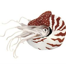 Nautilus Hand Puppet with Movable Tendrils - Folkmanis MPN 3083, 3 & Up, Unisex