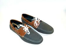 UNLISTED by Kenneth Cole Men's Comment-Ater Boat Shoes Brown Size 11M