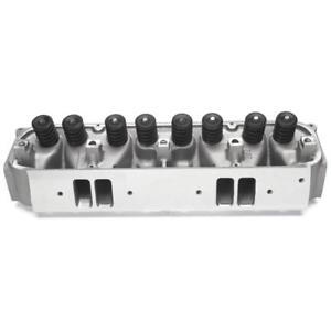 Edelbrock Cylinder Head Assy 60929; Performer RPM 210cc 84cc for B/RB Mopar