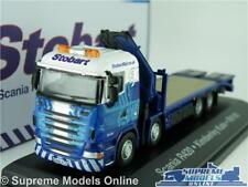 EDDIE STOBART SCANIA R420 MODEL LORRY TRUCK 1:76 SCALE ATLAS OXFORD RAIL RV100 K