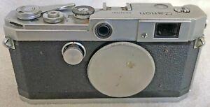 Canon L1 Camera Body c.1956