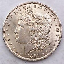 1881-O MORGAN SILVER DOLLAR 90% SILVER $1 COIN US #L50