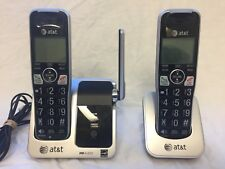 At&T Crl81212 Cordless Telephones Dect 6.0 Phone with Caller Id/Call Waiting,