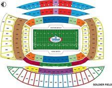Chicago Bears vs Green Bay Packers 11/12/17