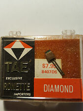 TURNTABLE NEEDLE RONETTE TAE 8407DS RCA 108215