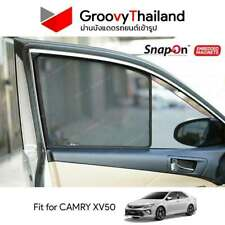 4 PCS FIT TOYOTA CAMRY XV50 SUN SHADE EMBEDDED MAGNET