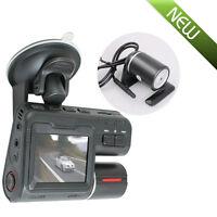 HD1080P Dual Lens Car Vehicle DVR Camera Dashboard Video Recorder Cam G-sensor a
