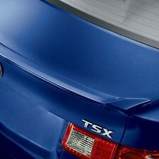"""PRE-PAINTED Fit ACURA TSX """" LIP STYLE"""" ABS SPOILER WING 2009-2014 NEW ALL COLORS"""