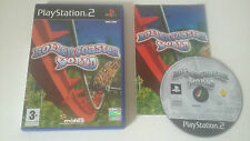 ROLLERCOASTER WORLD - SONY PLAYSTATION 2 - JEU PS2 COMPLET