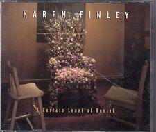 Karen Finley - A Certain Level of Denial  (CD, Nov-1994, Ryko Distribution)